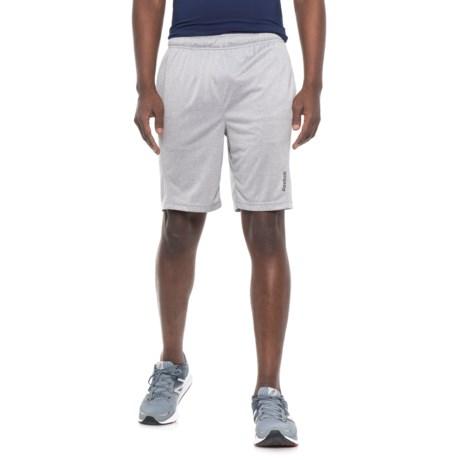 Reebok Fireball Slim Shorts (For Men) in Grey Heather