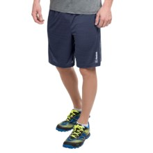 Reebok Fireball Space-Dye Shorts (For Men) in Navy Heather - Closeouts