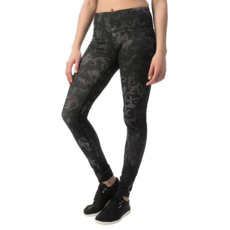 Reebok Fluidity Leggings (For Women)