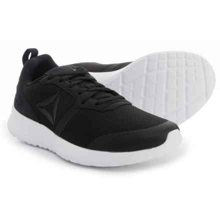 Reebok Foster Flyer Running Shoes (For Women) in Black/White - Closeouts