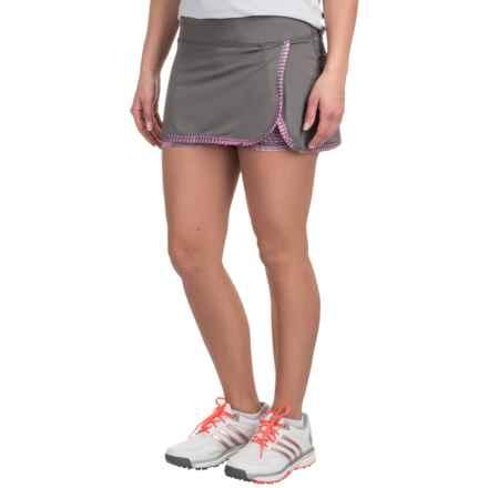 Reebok Fuse Golf Skort (For Women) in Violet - Closeouts