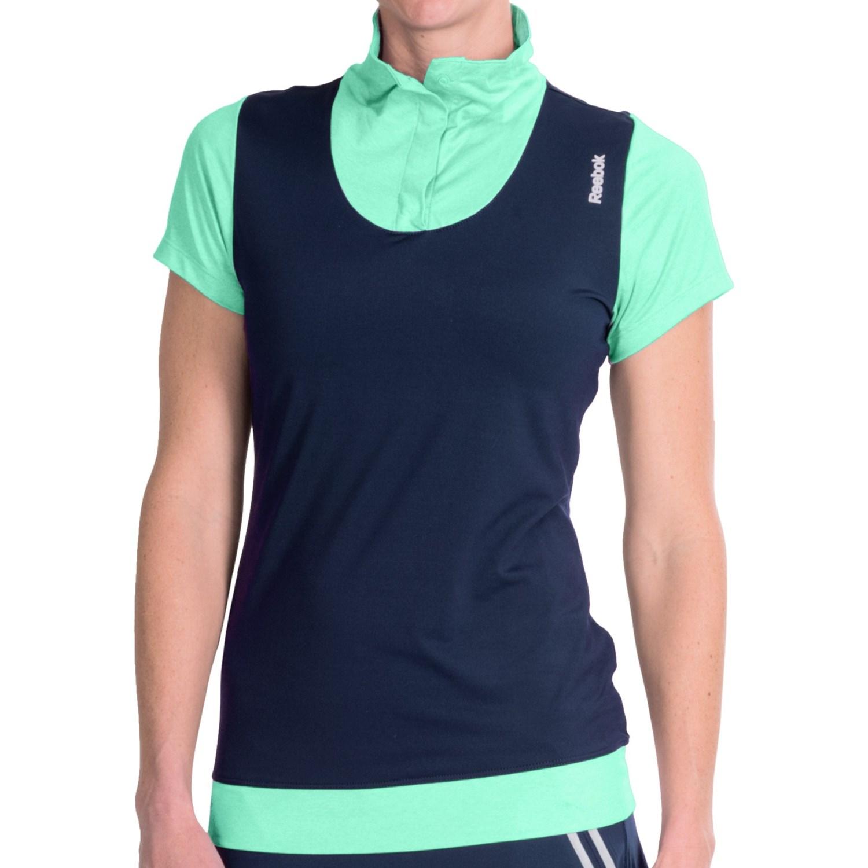 Reebok Golf Polo Shirt For Women Save 72