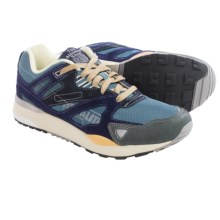 Reebok GS Ventilator II Running Shoes (For Men) in Stormy Blue/Wicked Blue/Cyclone Grey - Closeouts