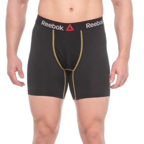Reebok High-Performance Boxer Briefs (For Men)