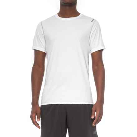 Reebok High-Performance T-Shirt - Short Sleeve (For Men) in White - Closeouts