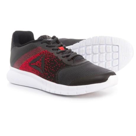 Reebok Instalite Run Running Shoes (For Men) in Coal/Primal Red/White/Black