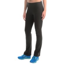 Reebok Lean Pants (For Women) in Black - Closeouts