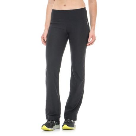 Reebok Lean Pants (For Women) in Black