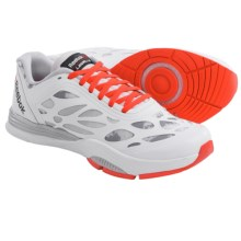 Reebok Les Mills Cardio Ultra Cross-Training Shoes (For Women) in White/Steel/Matte Silver/Neon Cherry/Black - Closeouts