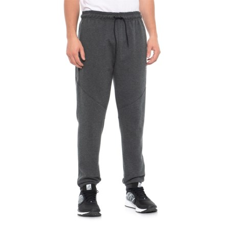 5d9933134d88a0 Reebok Lifestyle Pants (For Men) in Charcoal Heather - Closeouts