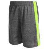 Reebok Linear Stretch Shorts (For Little Boys)