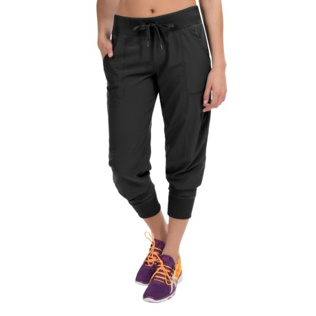 Reebok Mix Joggers (For Women)
