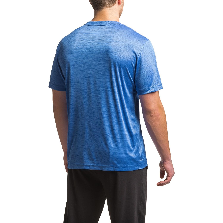 Buy reebok t shirt blue   OFF31% Discounted 6d43093bb61c