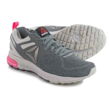 Reebok One Distance 2.0 Avon Running Shoes (For Women) in Alloy/Skull Grey/Poison Pink/Pewter - Closeouts