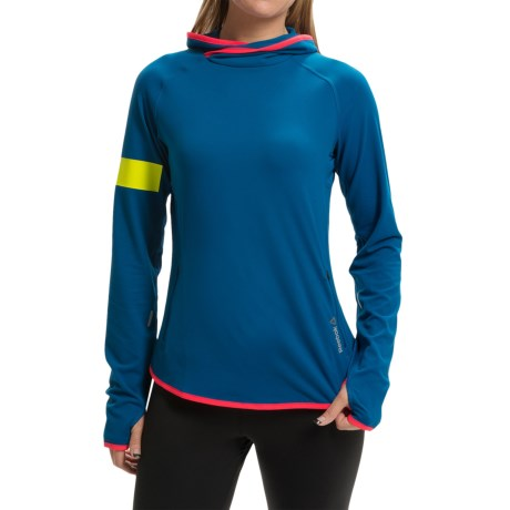 Reebok One Series Advantage Cowl Neck Sweatshirt (For Women)