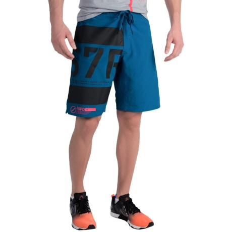 Reebok ONE Series Drawstring Shorts (For Men)