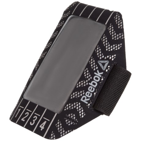 Reebok One Series Media Armband in Black