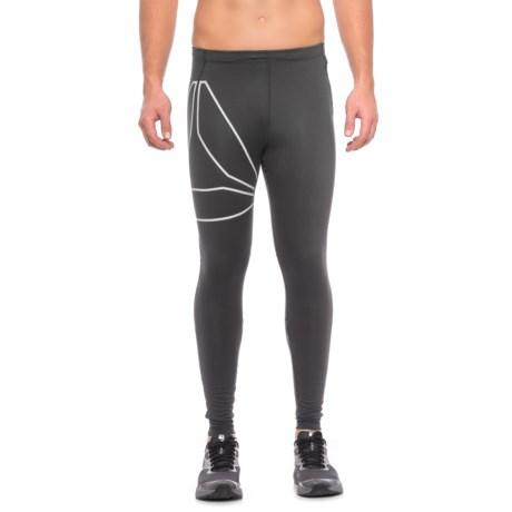 Reebok One Series Running Tights (For Men) in Black
