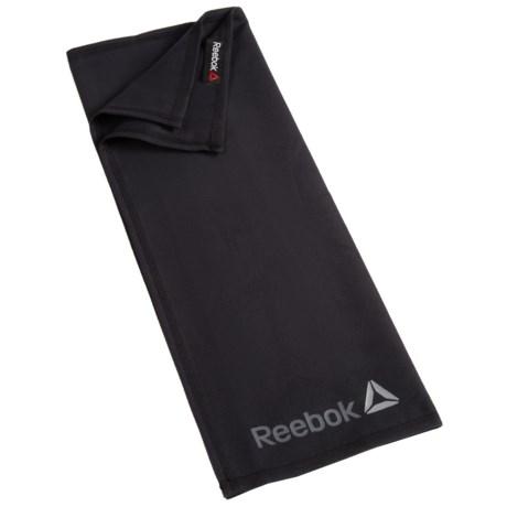 Reebok One Series Train Fit Towel in Black