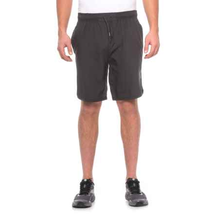 Reebok Paceline Shorts (For Men) in Black - Closeouts