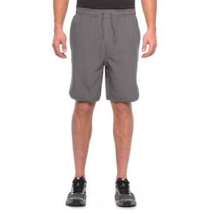 Reebok Paceline Shorts (For Men) in Magnet - Closeouts