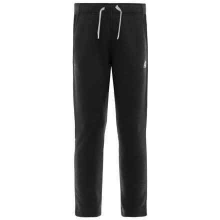 Reebok Polygon Sweatpants (For Boys) in Black - Closeouts