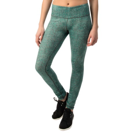 Reebok Quick Modular Leggings (For Women)