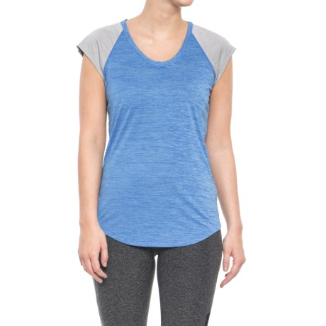db3c5a2bc920 Reebok Racer Shirt (For Women) - Save 73%