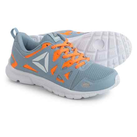 Reebok Run Supreme 3.0 MT Running Shoes (For Women) in Gable Grey/Fire Spark/White - Closeouts