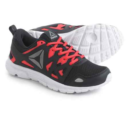 Reebok Run Supreme 3.0 MT Running Shoes (For Women) in Lead/Fire Coral/Pewter - Closeouts