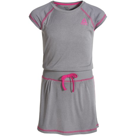 DRESSES - Short dresses Reebok Cheap Largest Supplier AWKKP8Imf