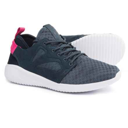 Reebok Skycush Evolution Casual Shoes (For Women) in Slate/Navy/Rose/White - Closeouts