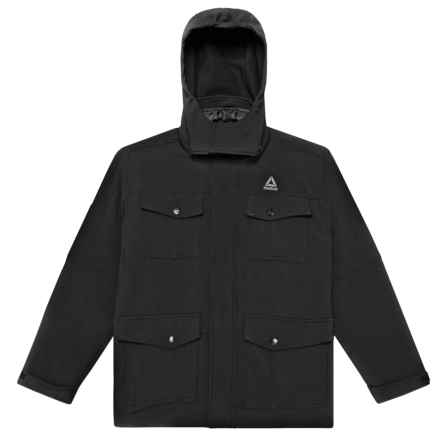 Reebok Soft Shell Systems Jacket - Insulated, 3-in-1 (For Big Boys) in Black - Closeouts