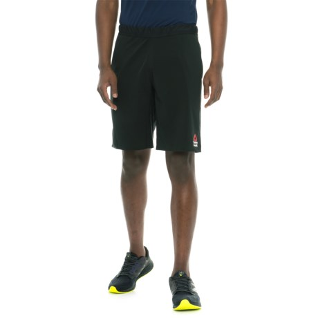 Reebok Super Nasty Speed II Shorts (For Men) in Black