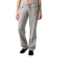 Reebok Sweater Weather Track Pants (For Women) in Grey Heather - Closeouts