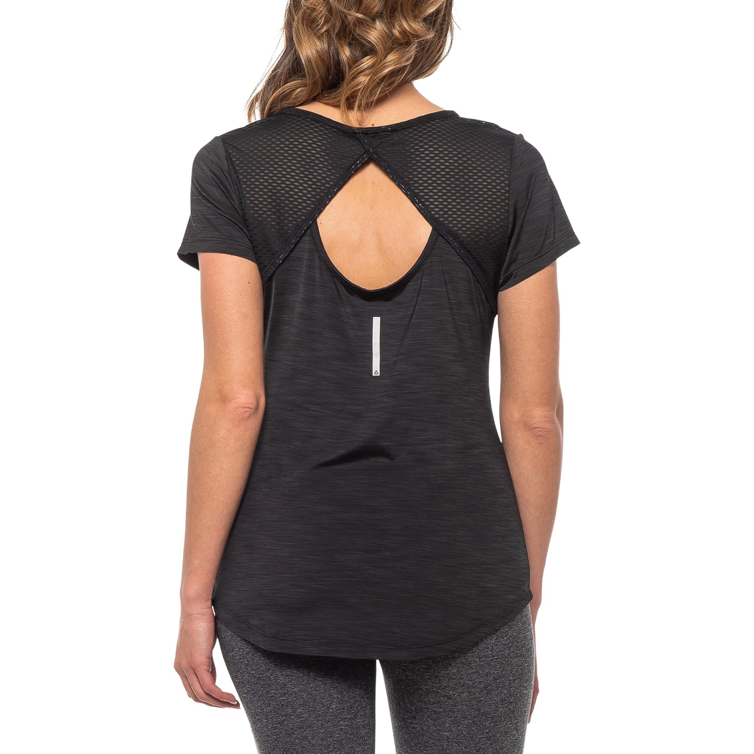 052e5d002709 Reebok Tempo Shirt - Short Sleeve (For Women)