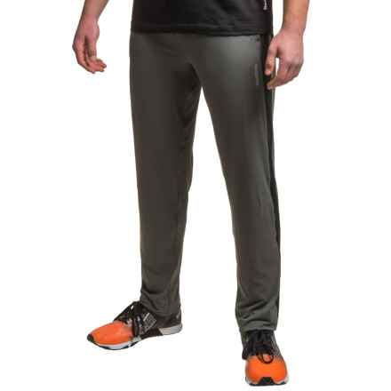 Reebok Tremble Pants (For Men) in Charcoal Heather - Closeouts