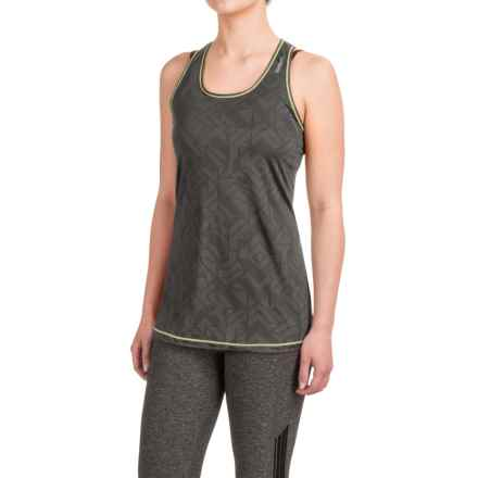 Reebok Triumph Tank Top (For Women) in Castlerock - Closeouts