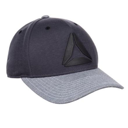 358e5dd9f1f Reebok Two-Tone Weld Logo Hat (For Men) in Urban Grey - Closeouts