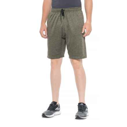 Reebok US Training Shorts (For Men) in Hunter Green - Closeouts