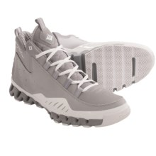 Reebok Wall 3 Basketball Sneakers (For Men) in Tin Grey/White/Black - Closeouts