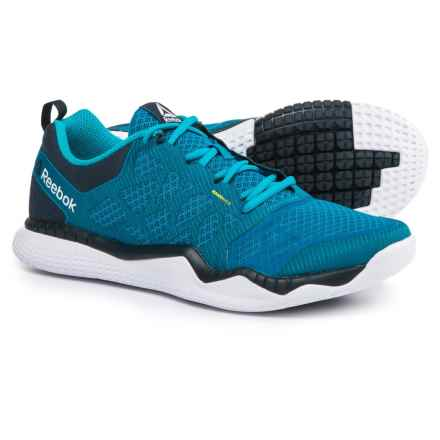 Reebok ZPrint Train Training Shoes (For Men) in Instinct Blue/Collegiate Navy - Closeouts