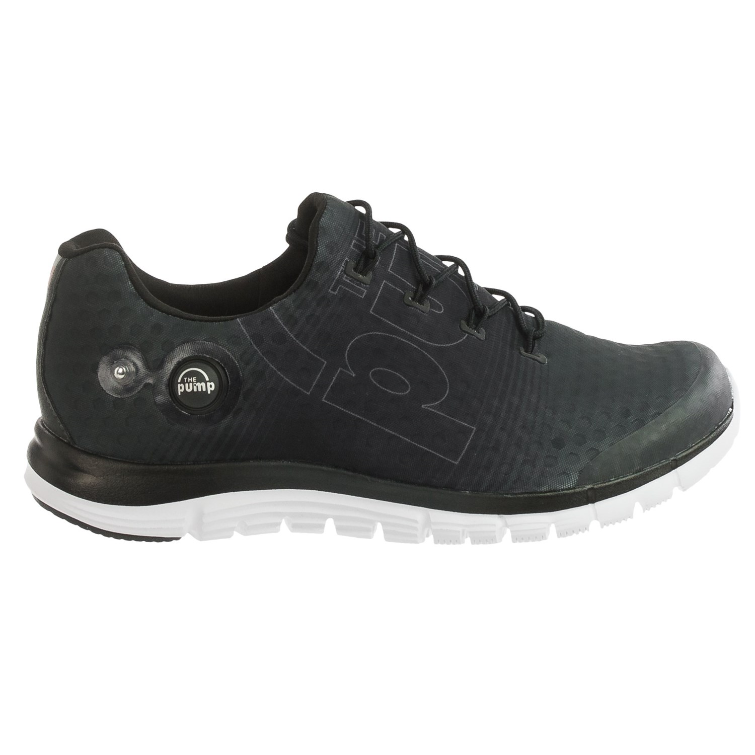 reebok zpump fusion running shoes for men save 40