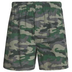 Reed Edward Boxer Briefs (For Men) in Green Camo