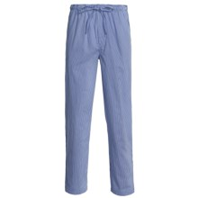 Reed Edward Sleepwear Lounge Pants (For Men) in Periwinkle/White/Navy - 2nds