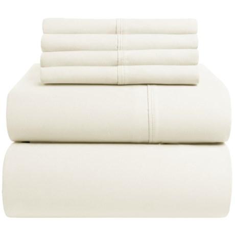 Regency Cotton Sateen Sheet Set - Queen, 400 TC