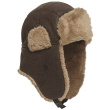 Reilly Olmes Aviator Hat - Insulated (For Men) in Brown - Closeouts