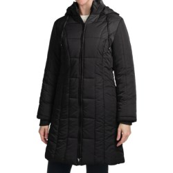 Reilly Olmes Quilted Jacket - Insulated (For Women) in Black