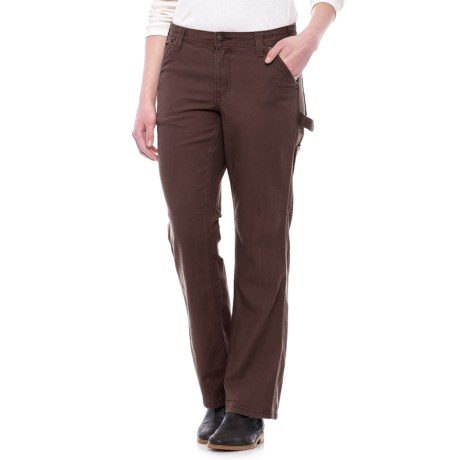 Reinforced Work Pants - Cotton Denim (For Women)