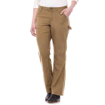 Reinforced Work Pants - Cotton Denim (For Women) in Yukon - 2nds